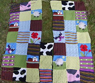 July aug sept squares