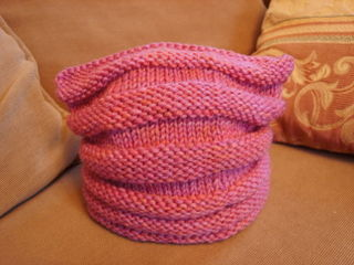 Tubey baby hat