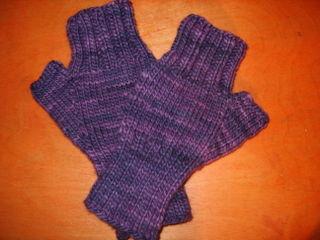 Wristers violetta