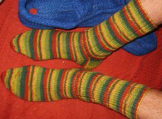 Dk socks xmas