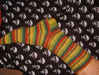 Xmas sock 1