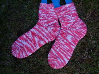 Om shanti bed socks