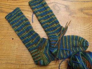 Artesano sock 2