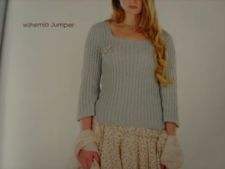 Jumper fine milk cotton