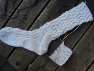 Taking turns socks