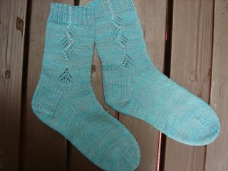 Waterlily socks