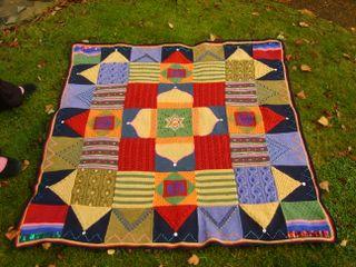 Mystery blanket fo4
