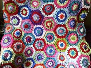 Hex blanket2