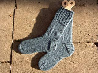 Gentleman's socks sim