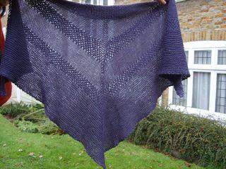 Textured shawl1