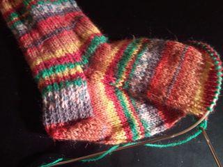 C's xmas socks