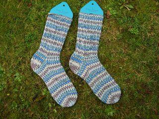 Regia jacquard socks