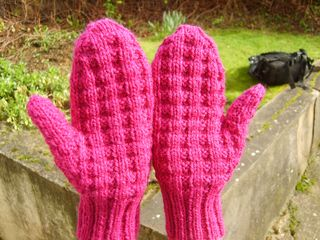 Waffle mitts2