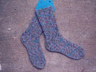 Regiakhaki socks