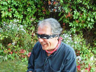 Mrc blindfolded