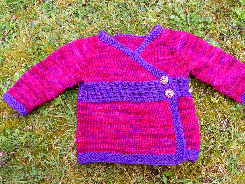 14b0fd1fd9f2 skein  Seamless Baby Kimono