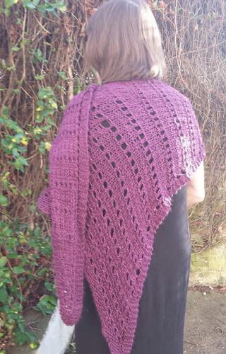Sonder shawl fo