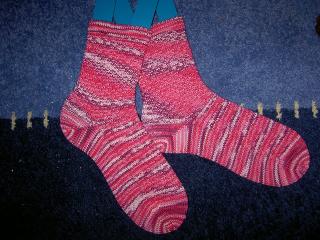 Scaleskin socks 0407