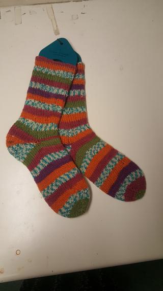 Mrc dk xmas socks 2017