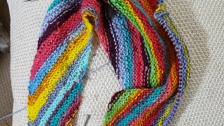 Scrappy scarf 11.9