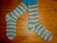 Socks_march