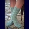 Raindrop_lace_socks